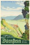 Durnstein Austria Masterprint