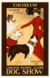 Chicago Kennel Clubs Dog Show Masterprint