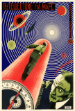 Journey to Mars Masterprint