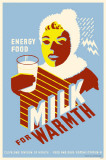 Milk for Warmth Masterprint