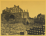 Ruins of Arsenal Richmond Virginia Masterprint