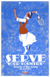 Serve Your Country Masterprint