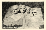 Mt Rushmore Masterprint