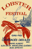 Lobster Festival Masterprint