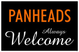 Panheads Always Welcome Masterprint