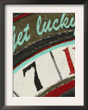 Vintage Roulette - Get Lucky Posters by Lisa Weedn