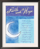 Faith and Hope Prints by Flavia Weedn