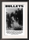Bullets Prints by Wilbur Pierce