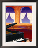 Piano Bar Poster