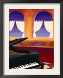 Piano Bar Poster