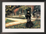 The Letter Came In Handy By Tissot Prints by James Tissot