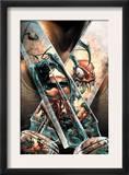Toxin 2 Cover: Razorfist and Toxin Art by Darick Robertson
