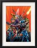 Avengers Finale 1 Cover: Ant-Man Prints by Neal Adams