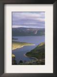 Late Evening Light Over Norwegian Fjord, Lausvnes, Nord-Trondelag, Norway, Europe Prints by Pete Cairns