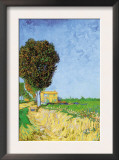 Alane Near Arles Prints by Vincent van Gogh