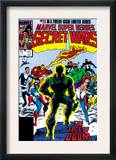 Secret Wars 11 Cover: Dr. Doom Posters by Mike Zeck