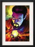 Strange 5 Cover: Dr. Strange Posters by Brandon Peterson