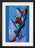 Ultimate Spider-Man 75 Cover: Spider-Man Prints by Mark Bagley
