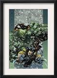 Ultimate Wolverine vs. Hulk 5 Cover: Wolverine and Hulk Posters by Leinil Francis Yu