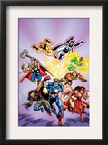 Avengers 16: Captain America Posters by Jerry Ordway