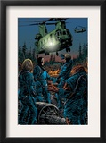 Fantastic Four: First Family 1 Group: Grimm Prints by Chris Weston
