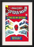Amazing Spider-Man 31 Cover: Spider-Man Posters by Steve Ditko