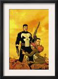 Punisher: War Zone 6 Cover: Punisher Prints by Steve Dillon