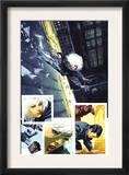 Sable & Fortune 3 Cover: Silver Sable, Fortune and Dominic Posters by John Burns