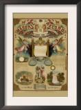 Symbols -Masonic Record Prints