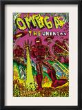 Omega: The Unknown 7 Cover: Marvel Universe Posters by Farel Dalrymple