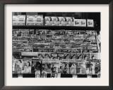 Newsstand, Omaha, Nebraska, c.1938 Posters by John Vachon