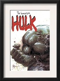 Incredible Hulk 67 Cover: Hulk Fighting Posters by Mike Deodato Jr.