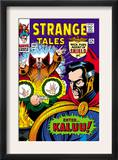 Strange Tales 148 Cover: Dr. Strange, Ancient One and Kaluu Print by Bill Everett