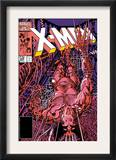 Uncanny X-Men 205 Cover: Wolverine Art by Barry Windsor-Smith