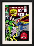 Strange Tales 150 Cover: Dr. Strange and Umar Prints by Bill Everett