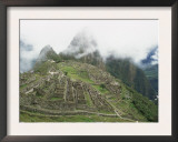 Machu Picchu, Lost City of the Incas, Peru Posters by Doug Allan