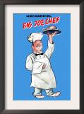 Big Joe Chef Print
