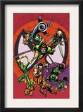 Marvel Adventures Spider-Man 3 Group: Doctor Octopus Print by Patrick Scherberger