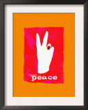Imagine Peace Posters by Lisa Weedn