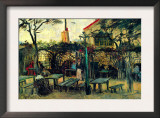 Terrace of a Cafe Prints by Vincent van Gogh