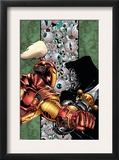 Iron Man: Legacy Of Doom 4 Cover: Iron Man and Dr. Doom Prints by Ron Lim