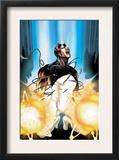 Captain Universe / Daredevil 1 Cover: Daredevil Posters by Juan Santacruz