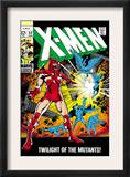 X-Men 52 Cover: Erik The Red and X-Men Prints by Werner Roth
