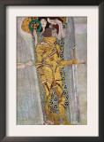 The Beethoven Frieze 2 Posters by Gustav Klimt