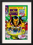 Strange Tales 156 Cover: Dr. Strange Posters by Marie Severin