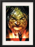 Dark Reign: The List - Hulk 1 Cover: Banner, Bruce and Skaar Prints by Ben Oliver