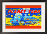 Planet Tank Posters