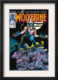 Wolverine 1 Cover: Wolverine Print by John Buscema