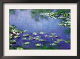 Nenúfares Posters por Claude Monet