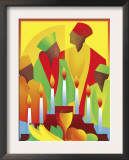 People Celebrating Kwanzaa Posters